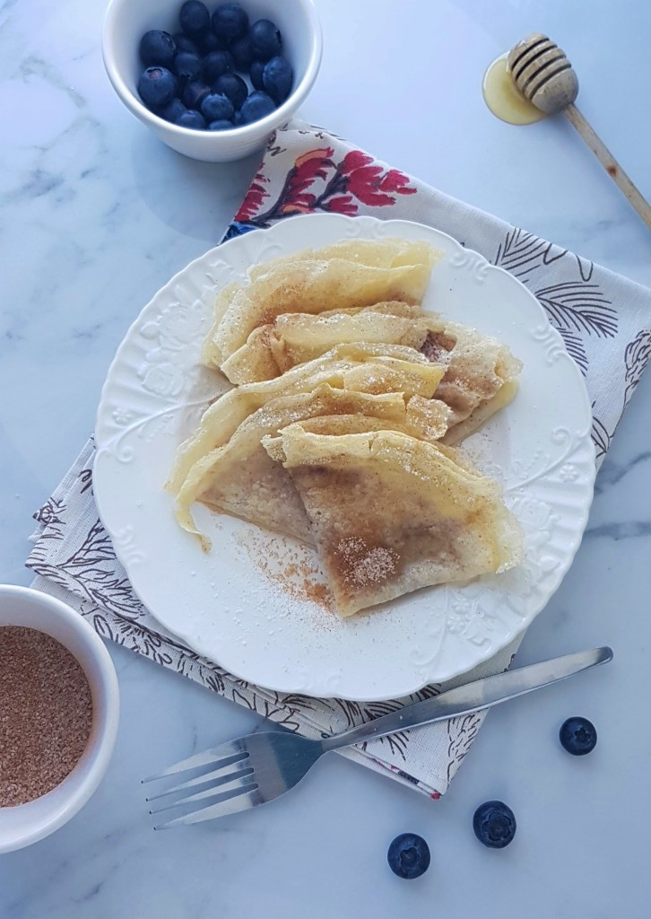 Easy, gluten-free pancakes